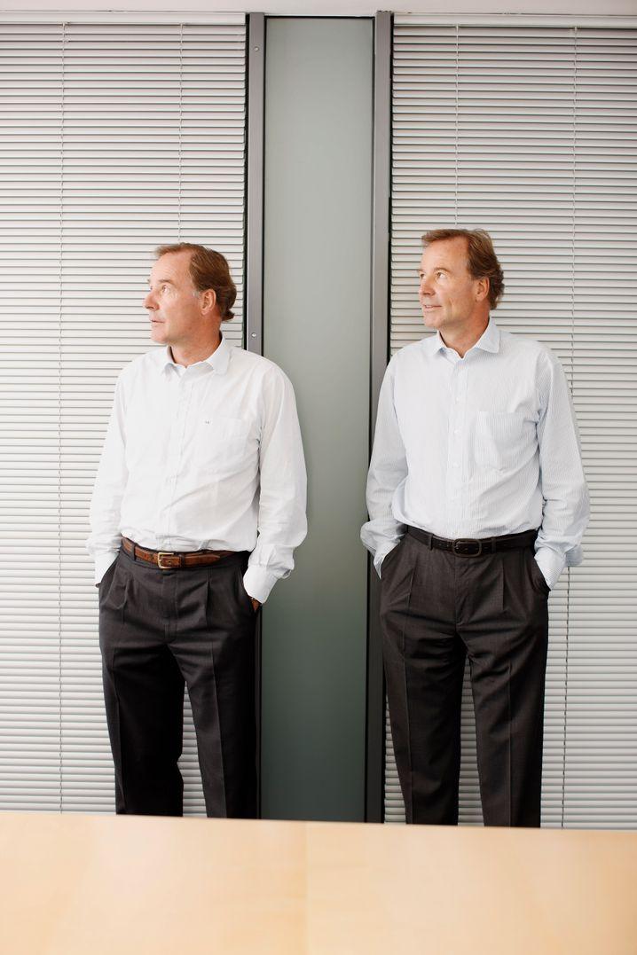 Teambuilder Andreas und Thomas Strüngmann verlassen sich nicht auf die eigene Expertise