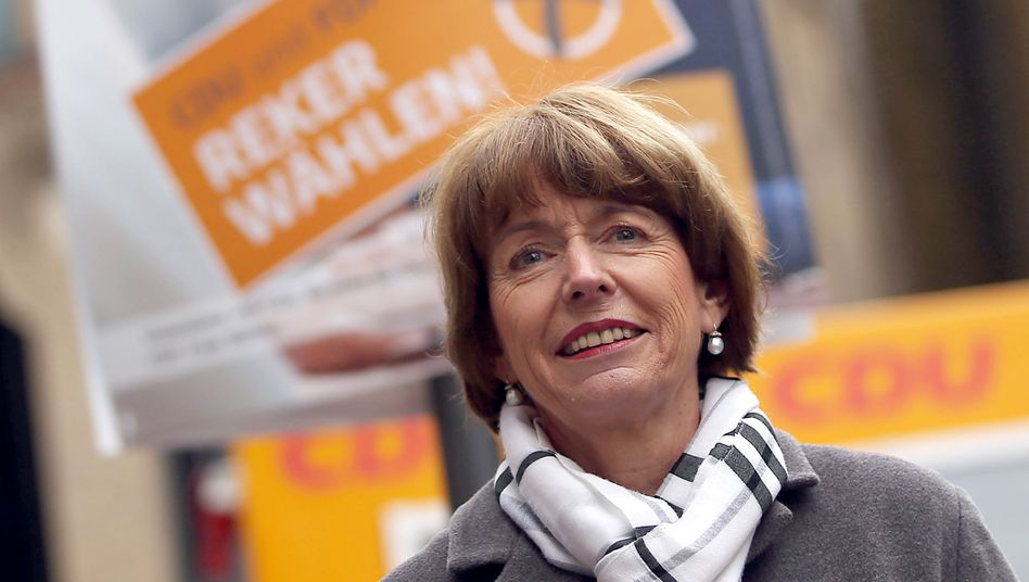 Spitzenkandidatin bei OB-Wahl in Köln: Henriette Reker