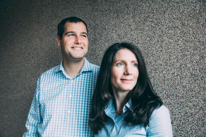 Power-Duo: Die Zeitfracht-Eigner Wolfram Simon-Schröter und Jasmin Schröter haben sich mit allerlei Zukäufen einen festen Platz im illustren Zirkel der Firmenjäger erobert