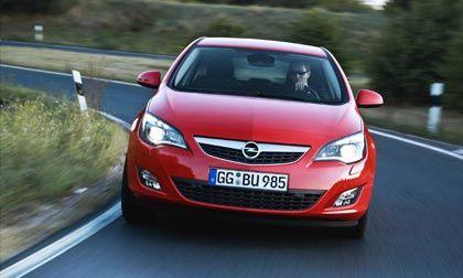 Angriff auf den Golf: Die neue Generation des Kompaktwagens Astra geht in wenigen Wochen bei den deutschen Opel-Händlern an den Start