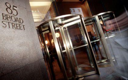 Goldman-Sachs-Zentrale in New York: Hauptversammlung mit unangenehmen Fragen