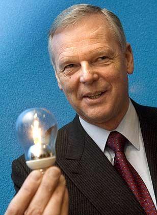 Gewinneinbruch: Philips-Chef Kleisterlee ist derzeit Kritik ausgesetzt