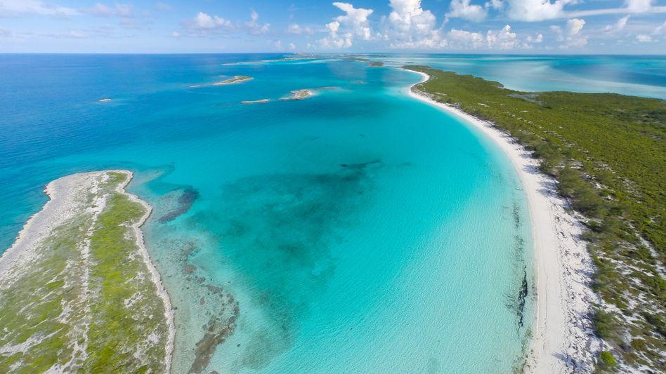 Karibikinsel: Urlaub kann sehr schön sein.
