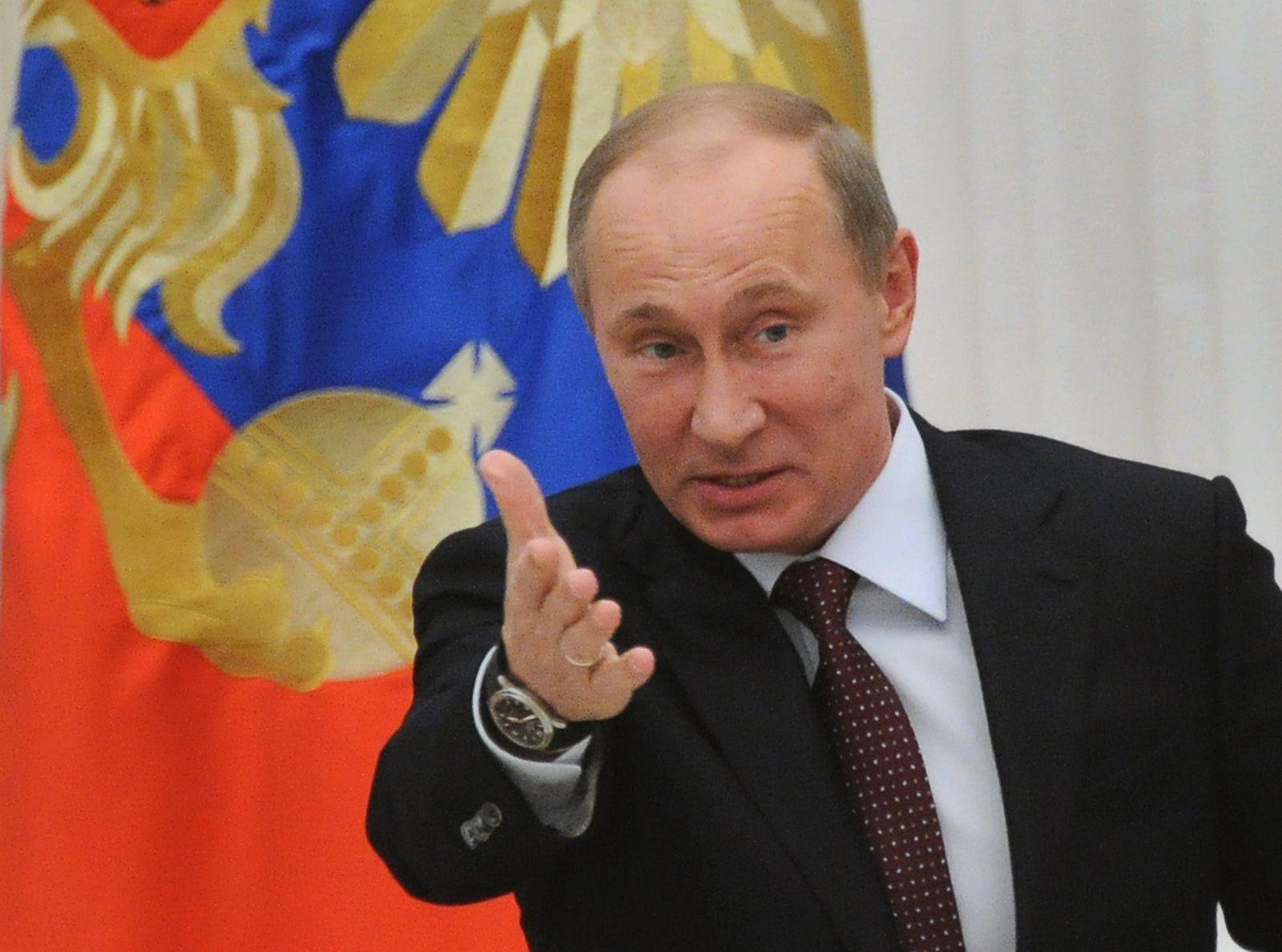 G 20 Moskau Waldimir Putin