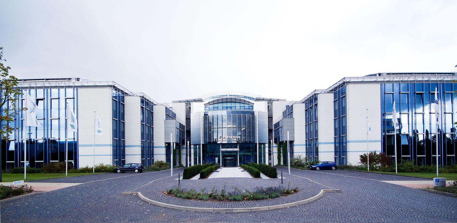 Fresenius SE & Co. KGaA Konzernzentrale Bad Homburg PR-Bild