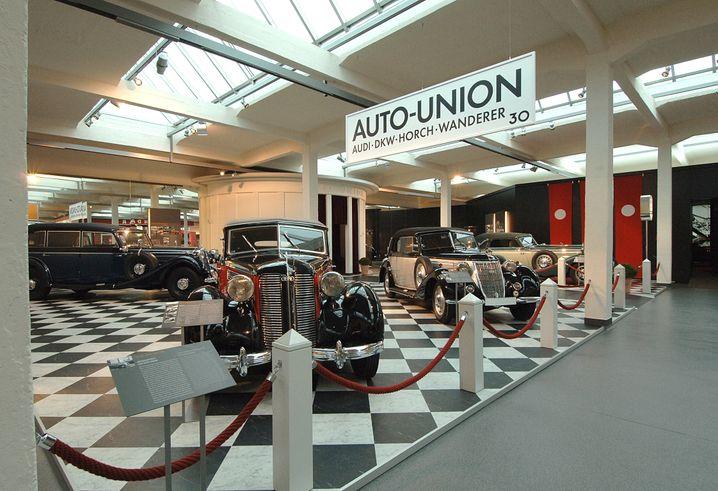 Lange Historie: Das August Horch Museum in Zwickau blickt auf 110 Jahre Fahrzeugbau zurück und rückt dabei auch Marken wie Auto-Union in den Fokus.