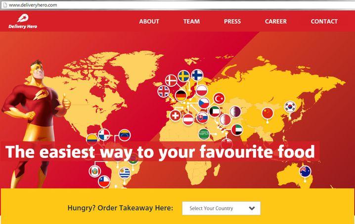 Delivery Hero: Food Express hat Ziele verpasst