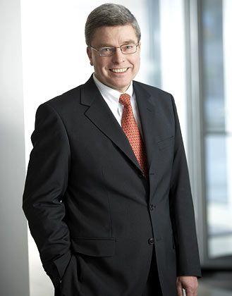 Finanzchef in spe: Bernd Kottmann