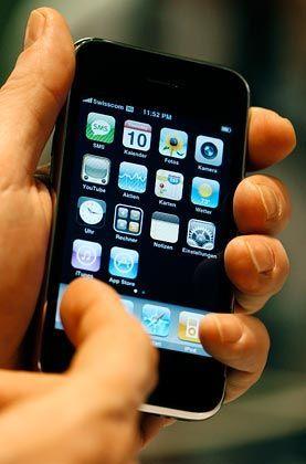 iPhone: Apple bot als erster Hersteller eine spezielle Website mit Applikationen für das iPhone im Netz an