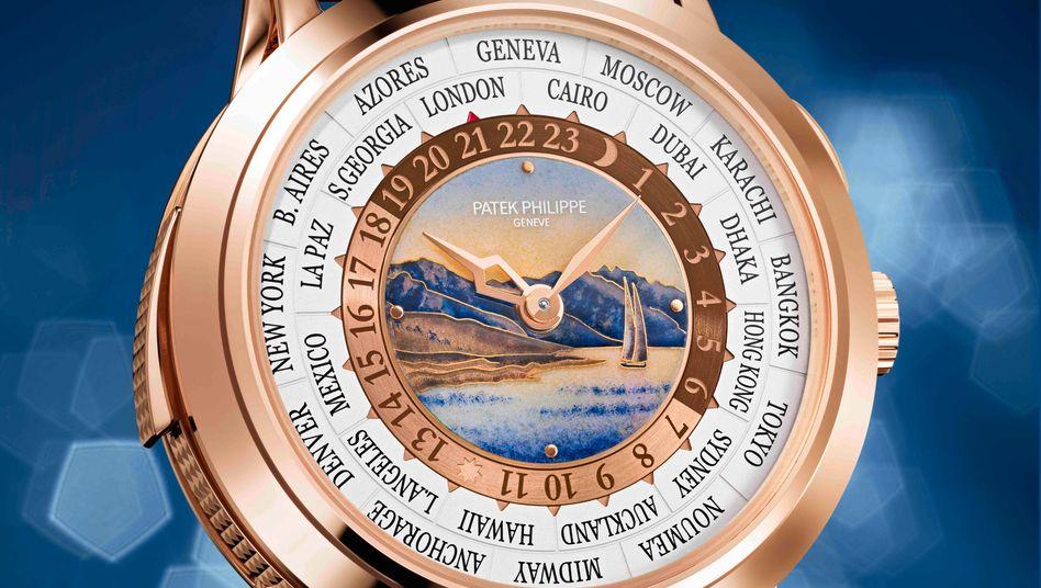 Glanz alter Zeiten: Auch Patek kehrt der Uhrenmesse Baselworld den Rücken