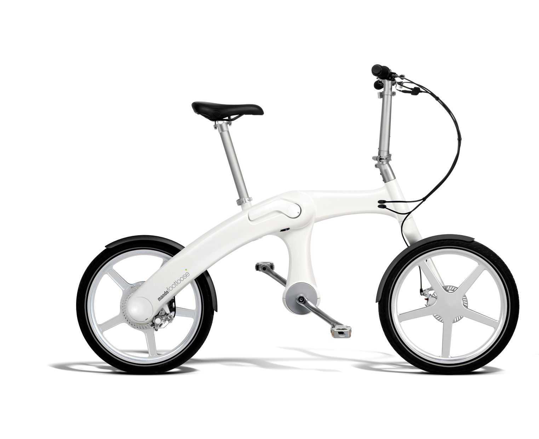 Faltrad E-Bike / Mando Footloose