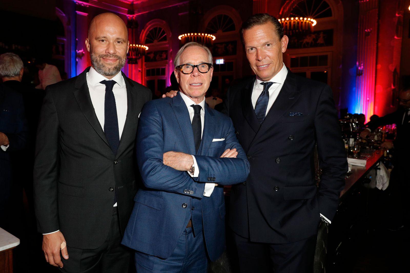 Tommy Hilfiger VIP Dinner - 13th Zurich Film Festival