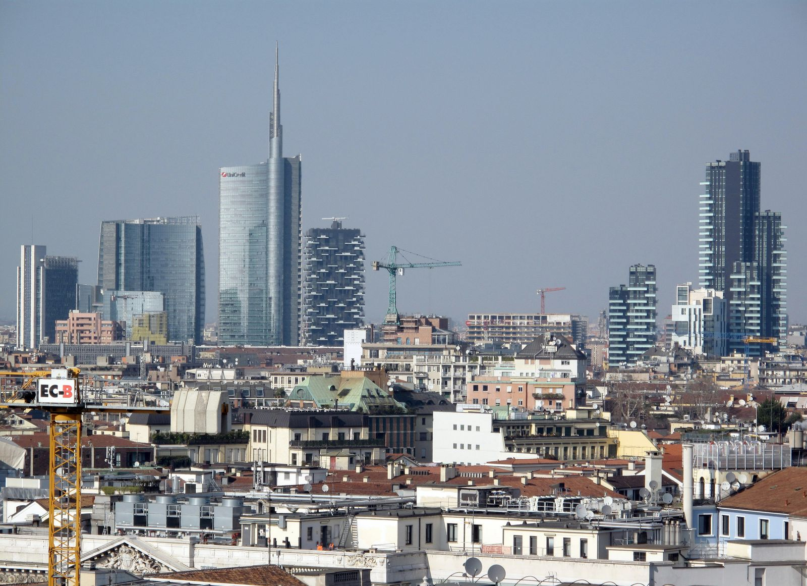 Mailand - Porta Nuova