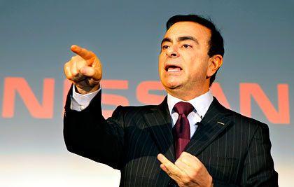 Renault- und Nissan-Chef Carlos Ghosn: Erfolgreicher Sanierer - oder doch nicht?