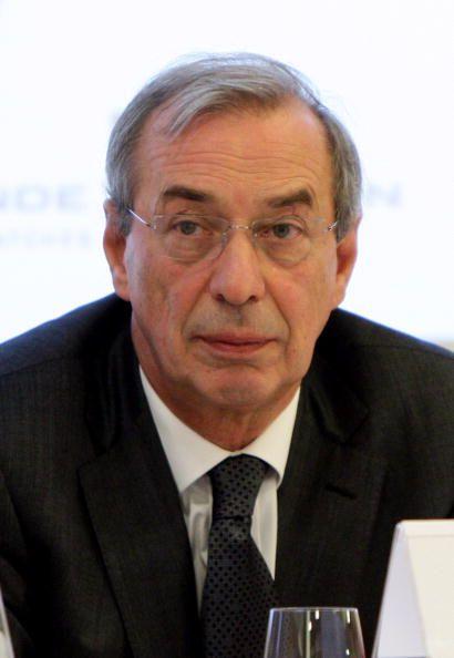Dieter Rampl / Verwaltungsratchef Unicredit, vormals HVB