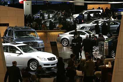 Ungeliebte Automesse: Kaufkraft sucht man in Detroit vergebens