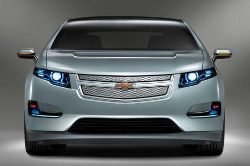Hoffnungsträger: Das GM-Modell Chevy Volt