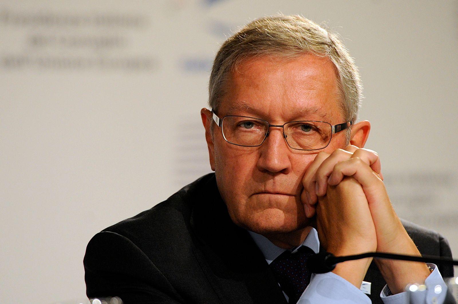 Griechenland/ Verhandlungen/ Klaus Regling