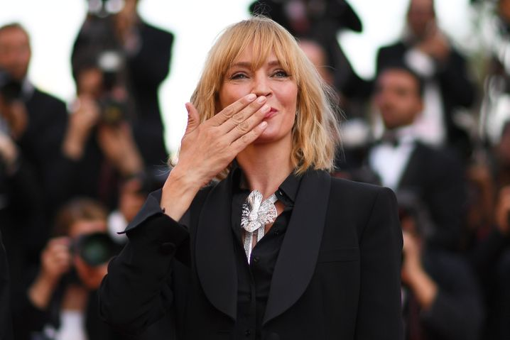 Kill the Virus: Hollywood-Star Uma Thurman setzt ebenfalls auf eine Corona-Antikörpertherapie