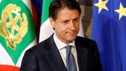 Italiens Ministerpräsident Conte kündigt Rücktritt an