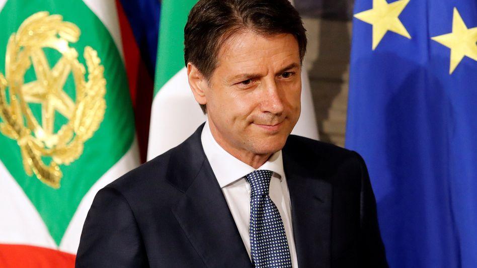Giuseppe Conte: Will sich der Regierungschef Italiens mit seinem angekündigten Rücktritt das Mandat für eine neue Regierung sichern?