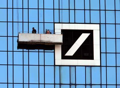 Eingekauft: Die Deutsche Bank hat einen Hedgefondsverwalter erworben