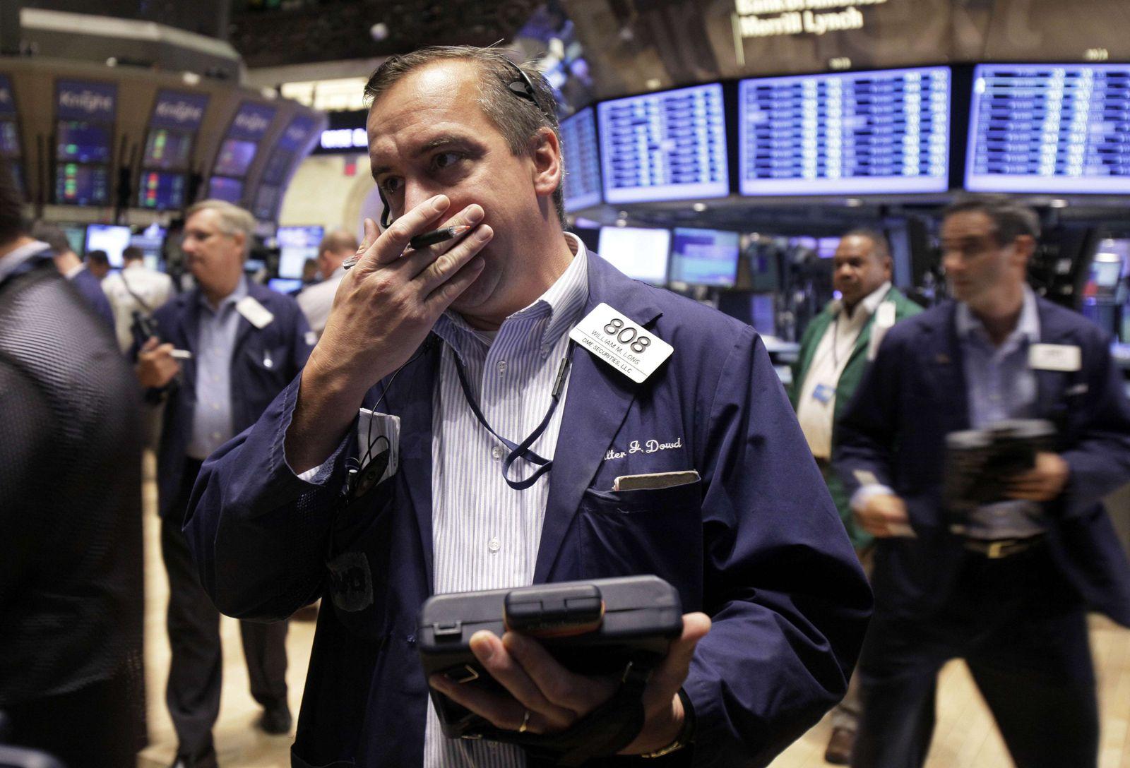 USA/ NY/ Börse