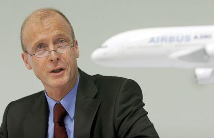 Setzt zum Sinkflug an: Airbus-Chef Enders erwägt, die Produktion weiter herunterzufahren