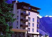 Eins von Kipps Sammlerstücken: Sporthotel Valsana