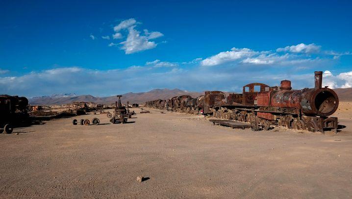Siemens' Abenteuer in Südamerika: Die gewagtesten Bahnprojekte der Welt