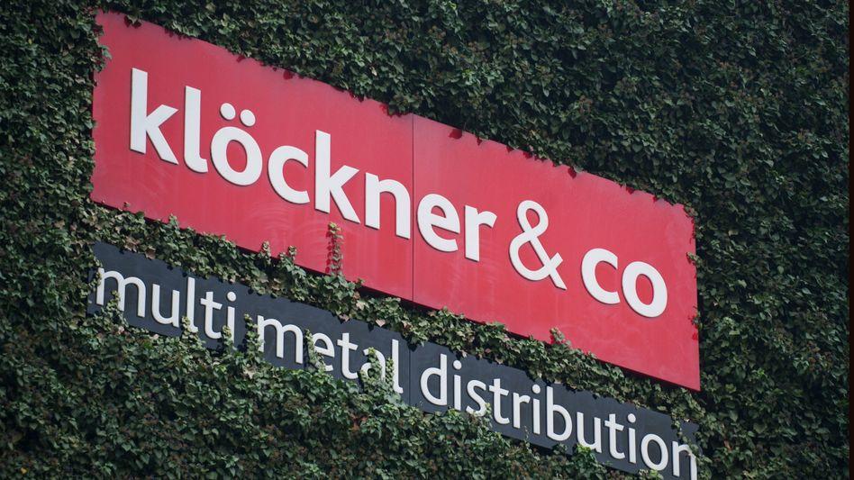 Stahlhandelshaus Klöckner und Co: Tiefer ins Minus gerutscht