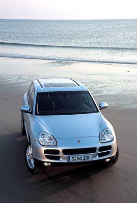 Umsatz-Turbo: Dank des Cayenne hat Porsche seinen Umsatz gesteigert. Doch wo bleiben die neuen Sportwagen?