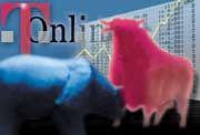 Vorschusslorbeeren für den neuen Mann: Die T-Online-Aktie steigt deutlich