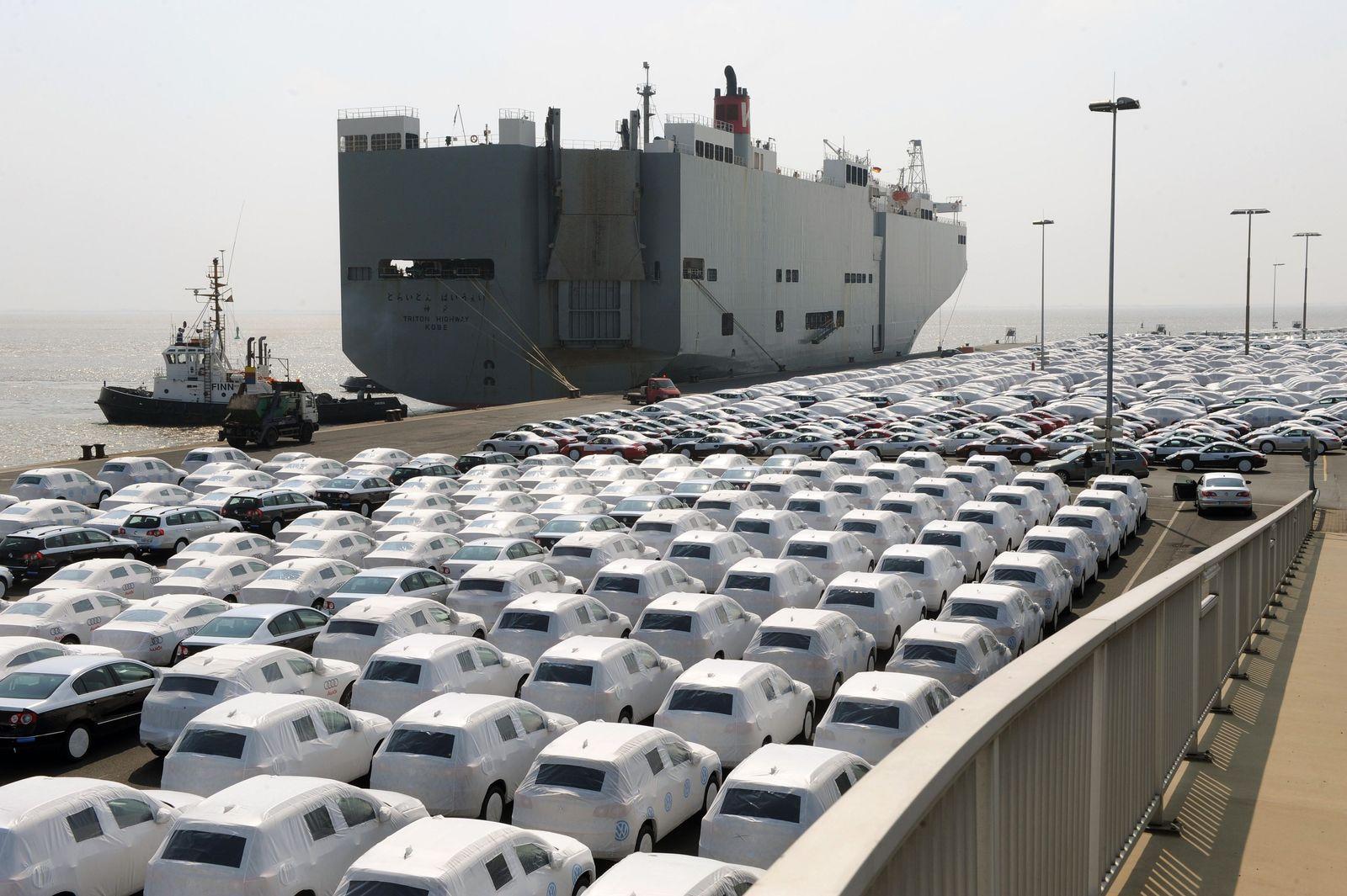 Ecoliner / Emder Hafen