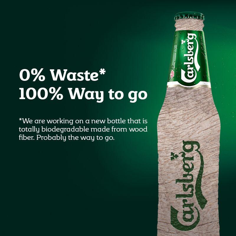 Carlsberg Breweries A/S / Bioverpackung