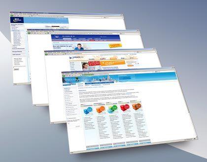 Die große Auswahl: Vor der Entscheidung für einen Webhoster sollten Verbraucher das Kleingedruckte lesen