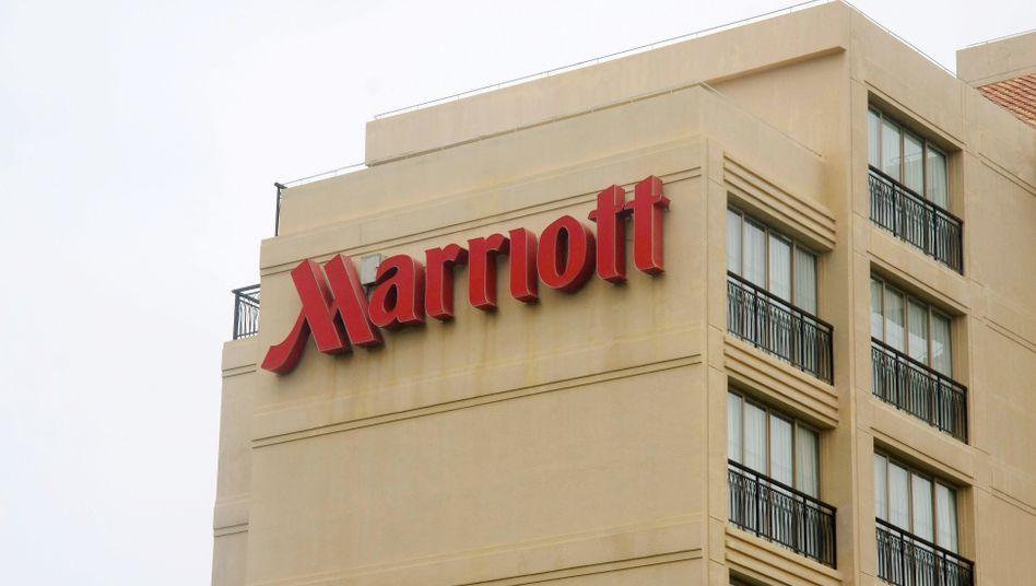Marriott Hotel: Daten von bis zu einer halben Milliarde Gäste der Tochtermarke Starwood gestohlen