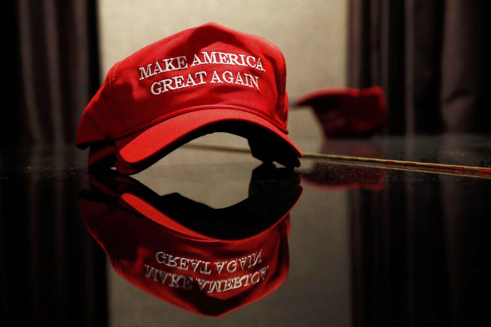 Donald Trump Mütze