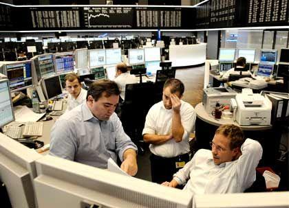 Nervöser Handel erwartet: Experten rechnen mit hohen Kursausschlägen deutscher Aktien