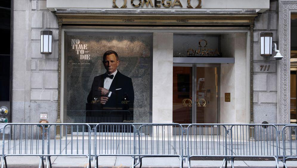 Die Zeit ist noch nicht immer nicht reif: Der Start von Daniel Craigs letztem Auftritt als James Bond wurde wegen der Corona-Pandemie zum fünften Mal verschoben.