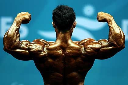 Muskeln statt Köpfchen: Die globalisierte Ökonomie gleicht einem aufgepumpten Bodybuilder