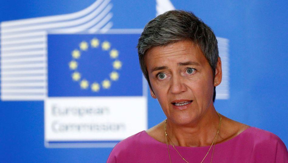 EU-Kommissarin Vestager: Auf der Höhe der Zeit - während Deutschland über Enteignungen streitet
