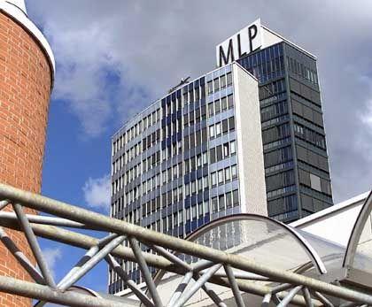 Trennung vom schwarzen Schaf: MLP-Zentrale in Heidelberg