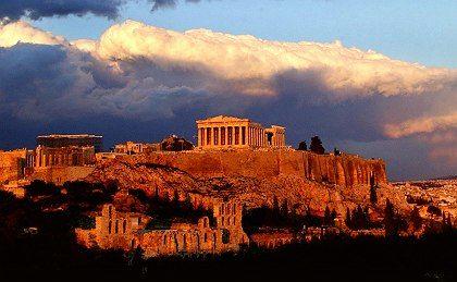 Akropolis: Griechenland will Ersparnisse bis zu 100.000 Euro über drei Jahre garantieren