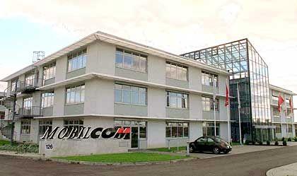 """""""Interesse von Debitel ist abwegig"""": Mobilcom-Zentrale in Büdelsdorf"""