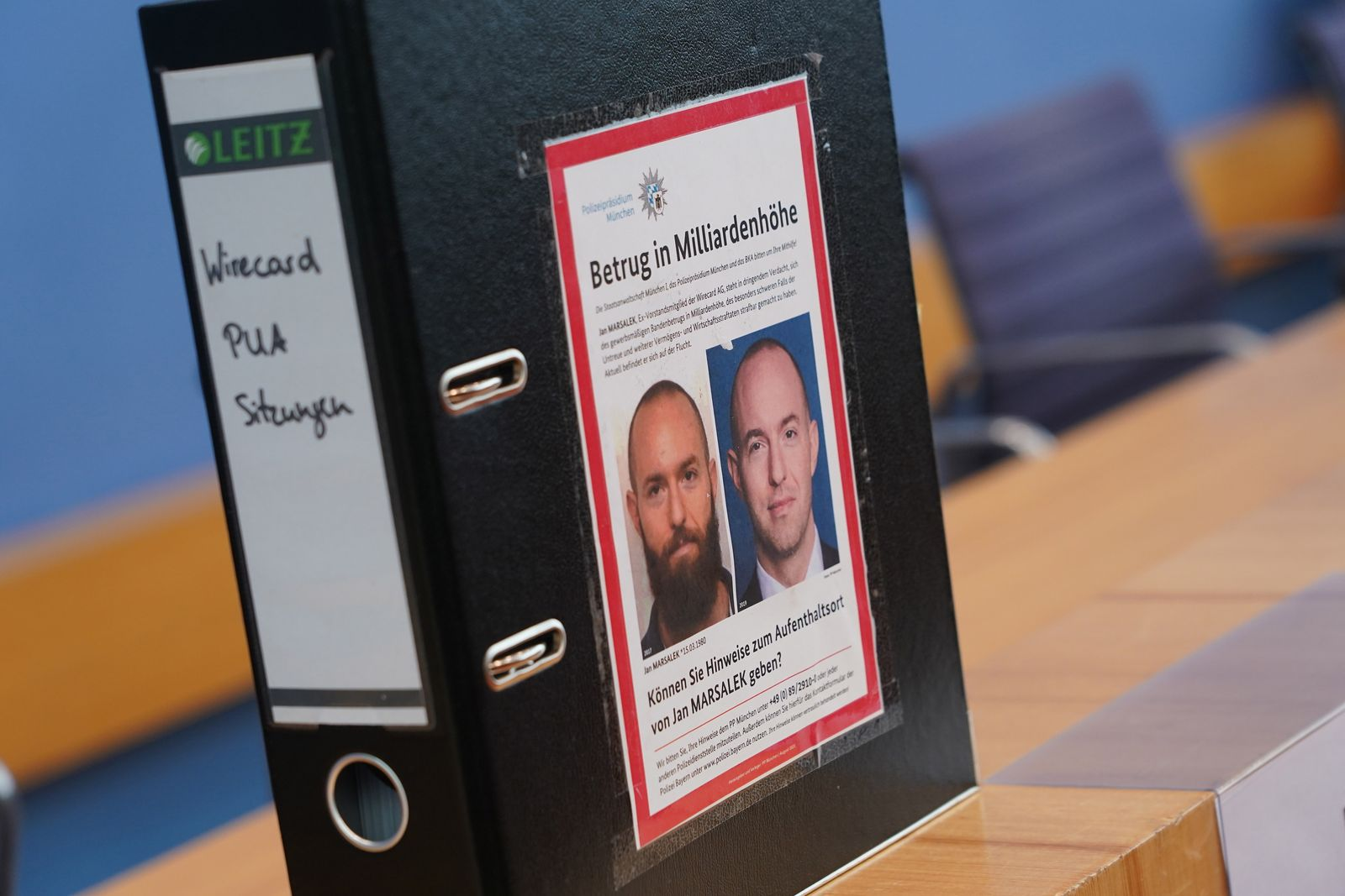 Bundestag Wirecard Commission Provides Media Update