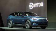 Apple-Fertiger Foxconn hilft strauchelndem Elektroauto-Start-up Byton