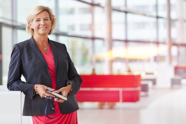 Anka Wittenberg; Senior Vice President und Chief Diversity & Inclusion Officer, SAP