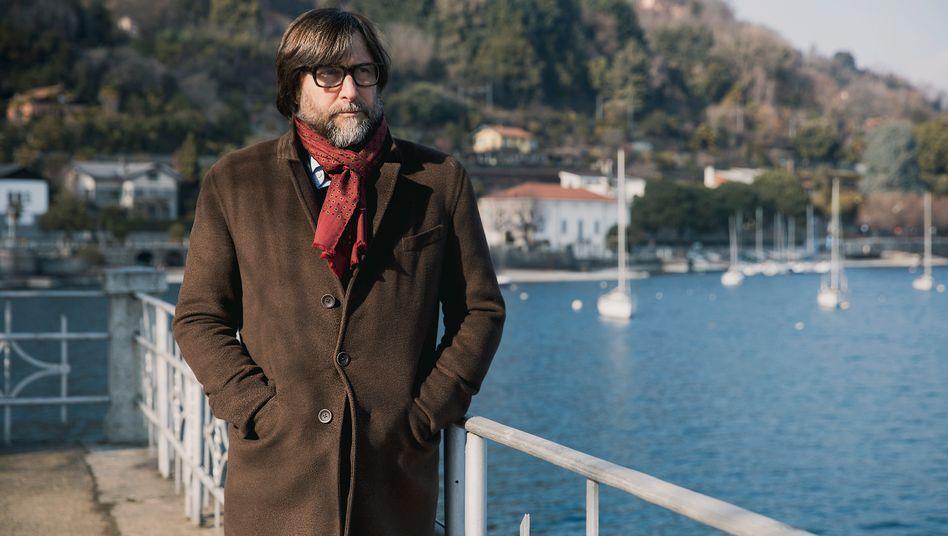 Claudio Marenzi ist der Inhaber des italienischen Luxusmodeherstellers Herno