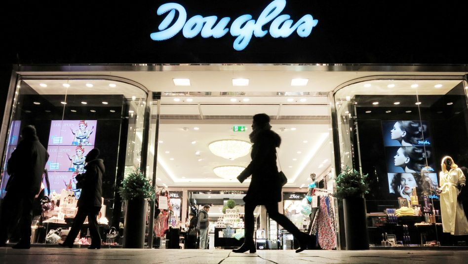 Douglas-Filiale in Düsseldorf